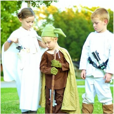DIY Halloween Costume Ideas for Kids - ParentingHealthyBabies - creative halloween costumes ideas