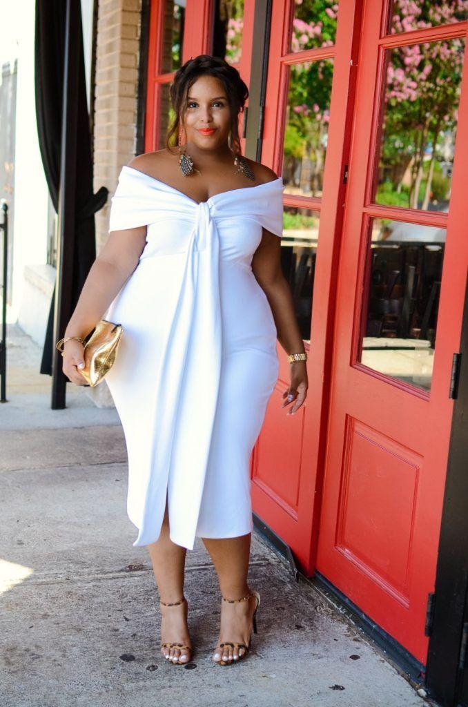 Off The Shoulder Bow Dress Fashion Ideas Pinterest Shoulder
