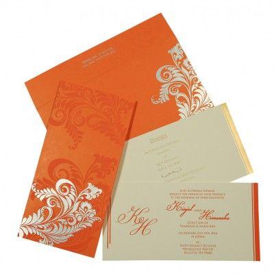 Sikh vs hindu wedding invitations