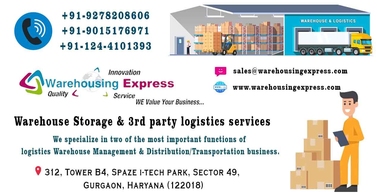 We specialize in Logistics Warehouse management & Distribution