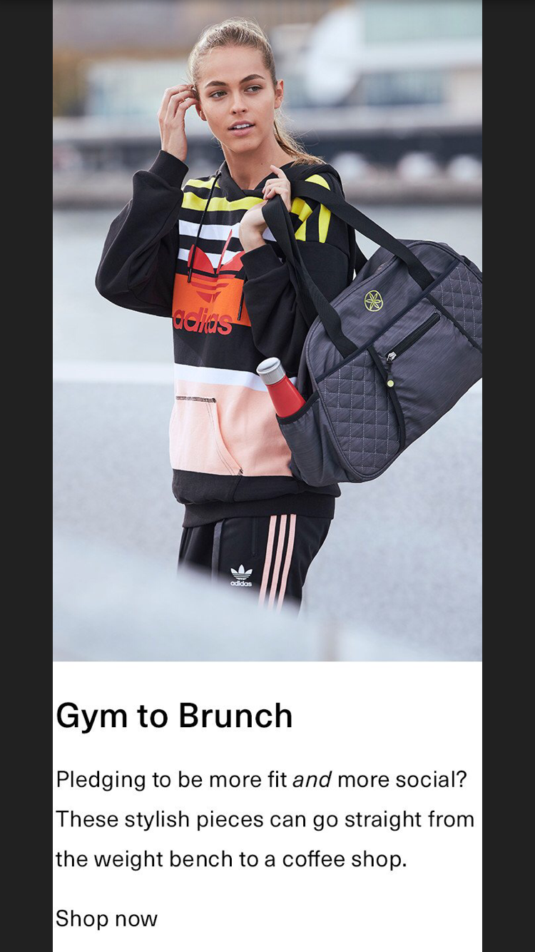 2017 Fitness Fashion! Gym to Brunch outfit! Pledging to be
