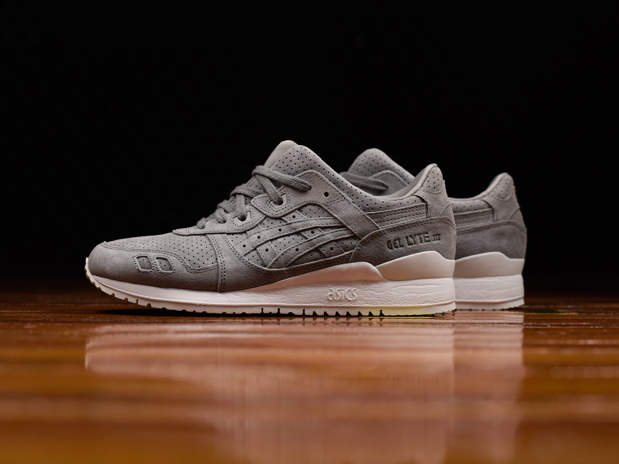 the best attitude 499cb 42782 Men's Asics Gel-Lyte III 'Aluminum' [HL7X2-9696] | Asics ...