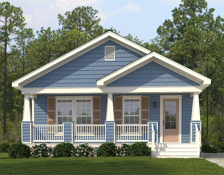 The Matanzas Florida Modular Homes