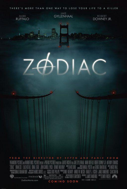 Zodiac Killer Movie Poster