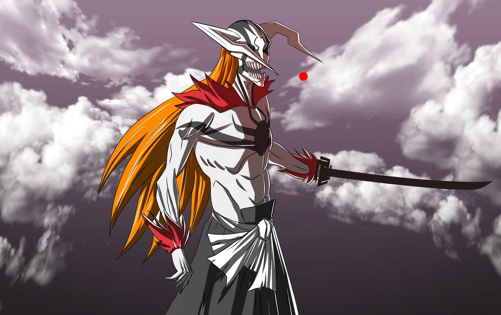 Full Hollow Form Images Manga Bleach Personagens De Anime