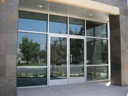 We Install And Repair Storefront Doors For Restaurants Shopping Centers Malls Residential Homes Storefront Glass Aluminium Glass Door Commercial Glass Doors