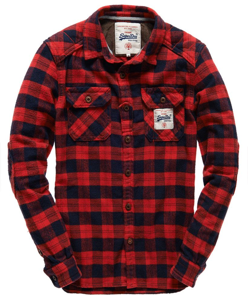 Red flannel outfit guys  superdry quiltsman flanel shirt  legit  Pinterest  Superdry