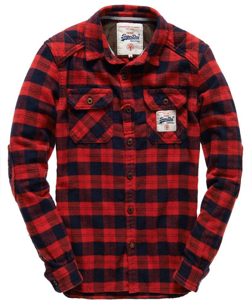 830f0d7ff99d superdry quiltsman flanel shirt