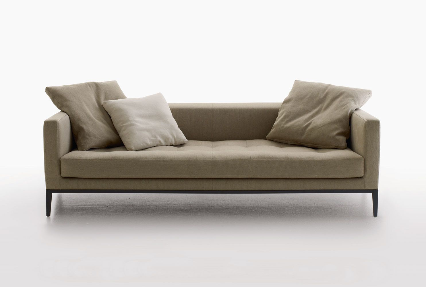 Antonio Citterio City Sofa Sofas Simpliciter Collection Maxalto Design Antonio