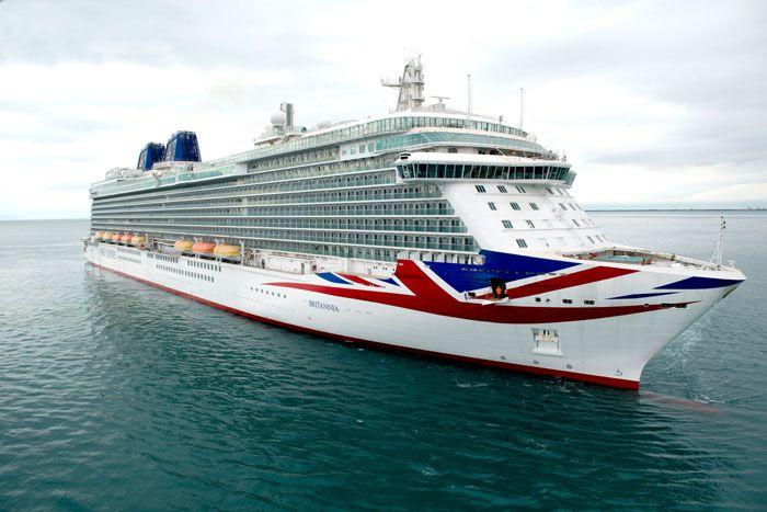 P O Cruises Increases Daily Gratuities P O Cruises Cruise Ship Cruise Kids