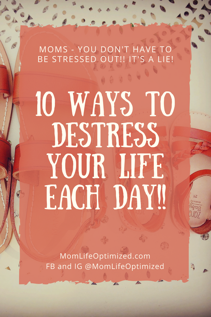 10 Ways to Instantly De-Stress in 10Minutes pics