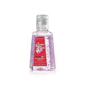 Bath And Body Works Twisted Peppermint Hand Sanitizer Bath And