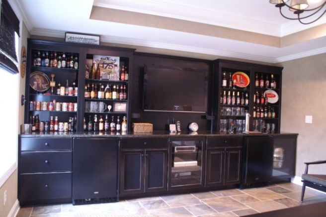 Diy Back Bar Home   Google Search