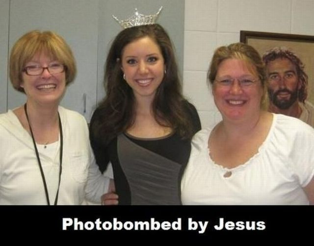 Well played, Jesus, well played.  ::This actually made me Laugh Out Loud!!