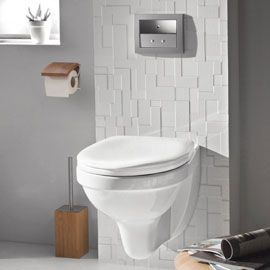 Wc suspendu castorama (kit complet). Prix : 269€ | wc | Pinterest ...