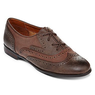 021e6d9788 New shoes! jcp | Studio Paolo® Warley Lace-Up Oxfords | My Closet ...