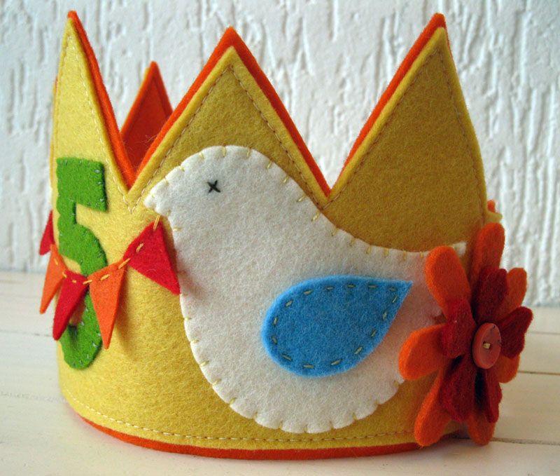 Vogeltjes kroon