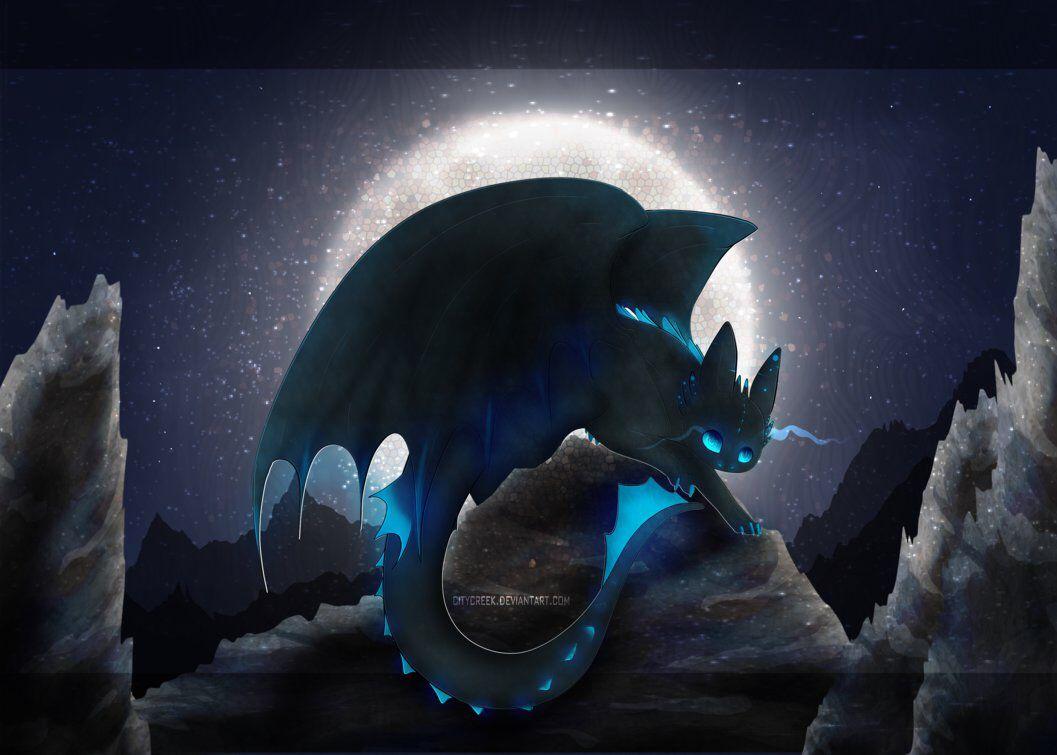 Alpha Night Fury