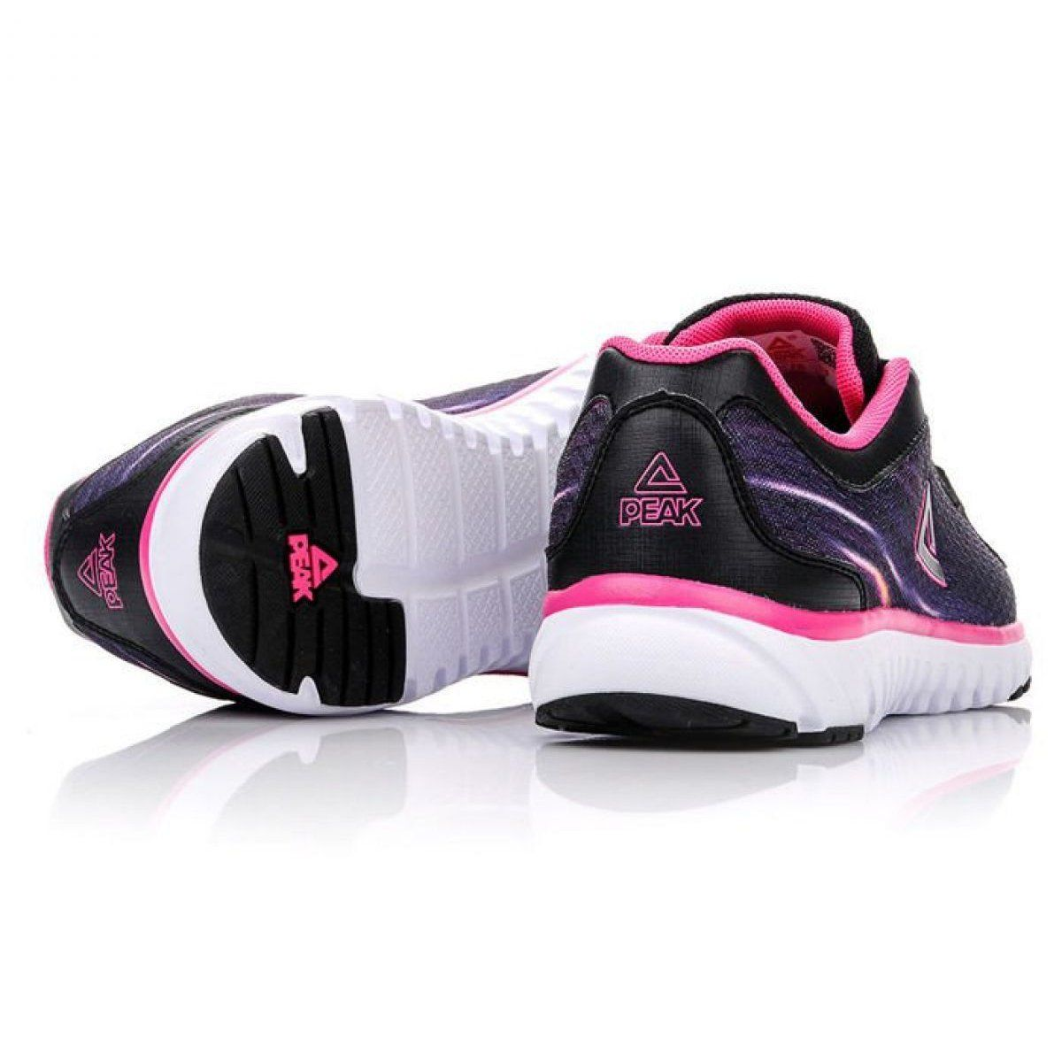 Olimp Buty Biegowe Peak E52178h W 62886 62889 Czarne Rozowe Rose Shoes Womens Running Shoes Running Shoes