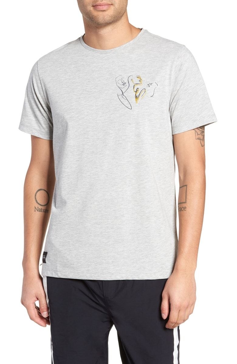 7a83396761c NATIVE YOUTH EMBROIDERED PRINT T-SHIRT.  nativeyouth  cloth
