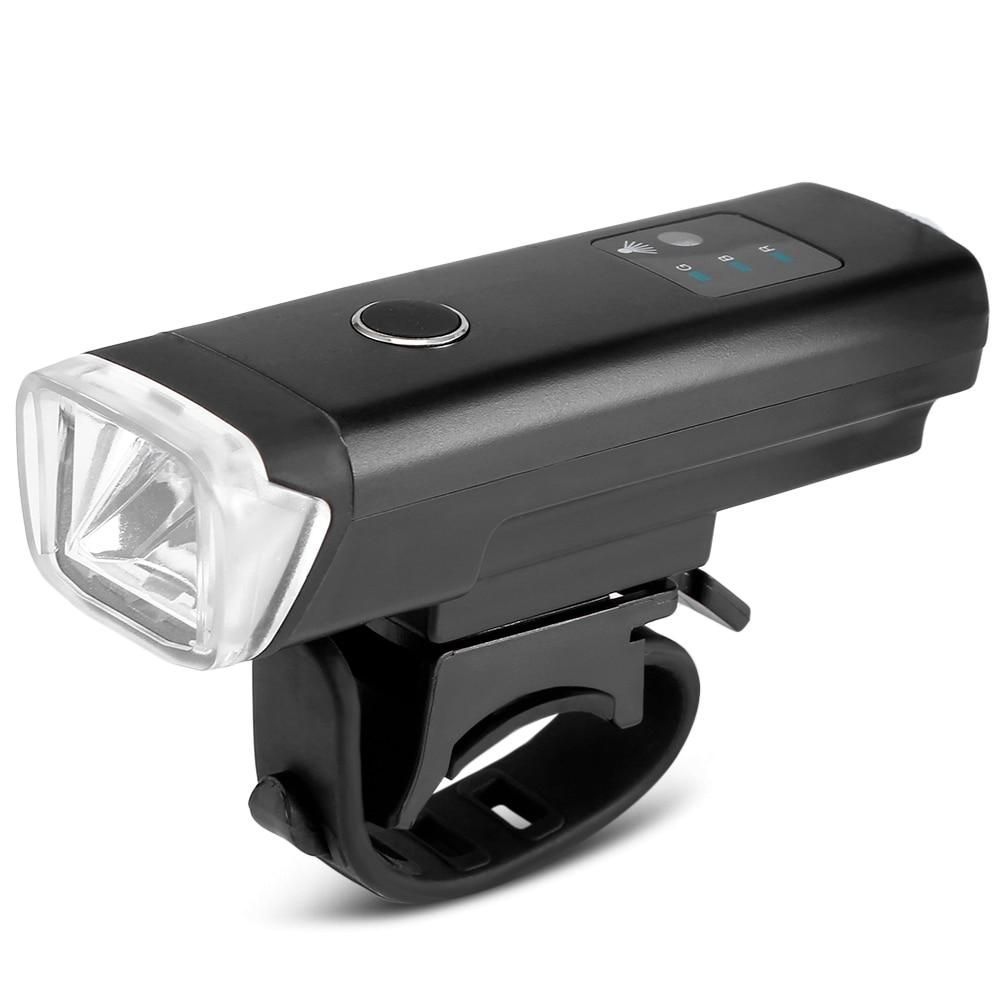 Waterproof Cycling Bike Bicycle Light Usb Rechargeable Bike Lights Bicycle Led Front Lights Lamp Safety Battery Front Flash Bike Led Bike Lights Bicycle Lights