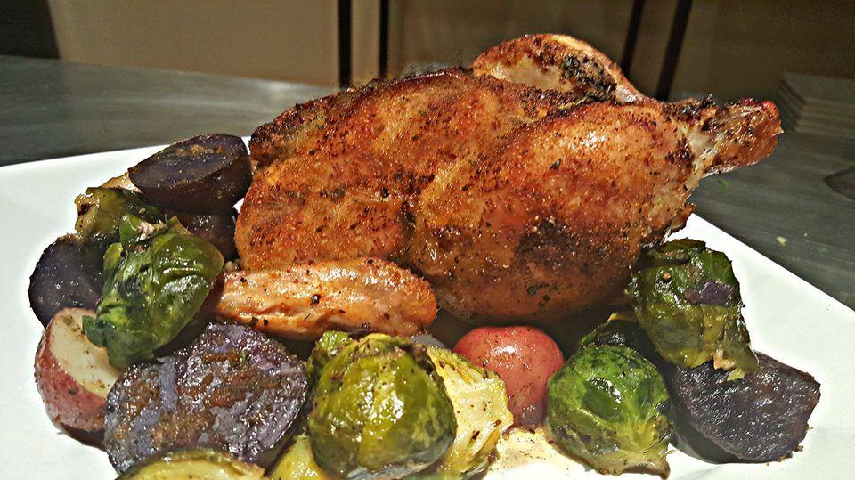 Whole Roasted Chicken Whole roasted chicken, Oregon food