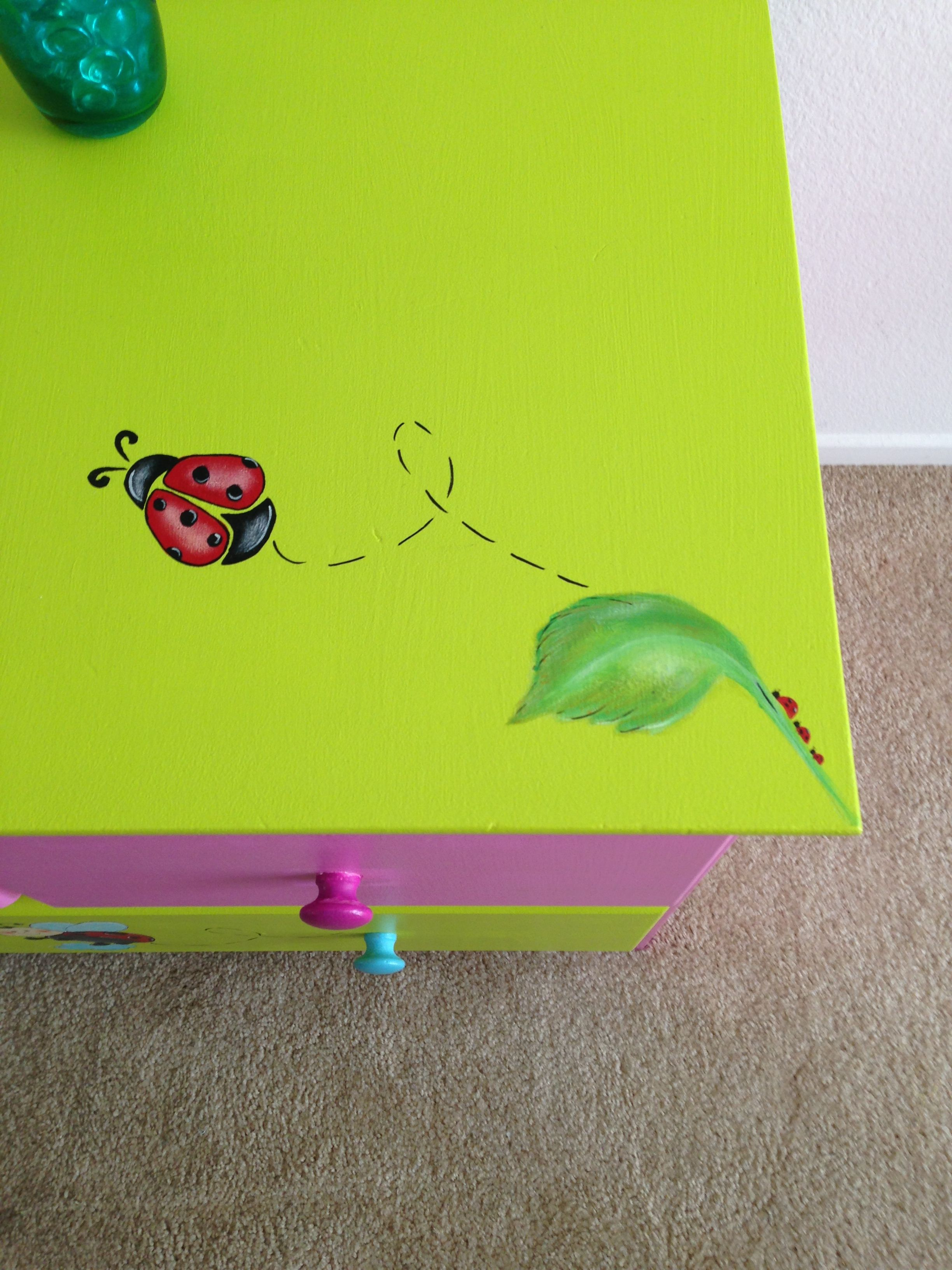 Lady Bug Collection Kids Furniture 8053909667 Lucia Simi Valley