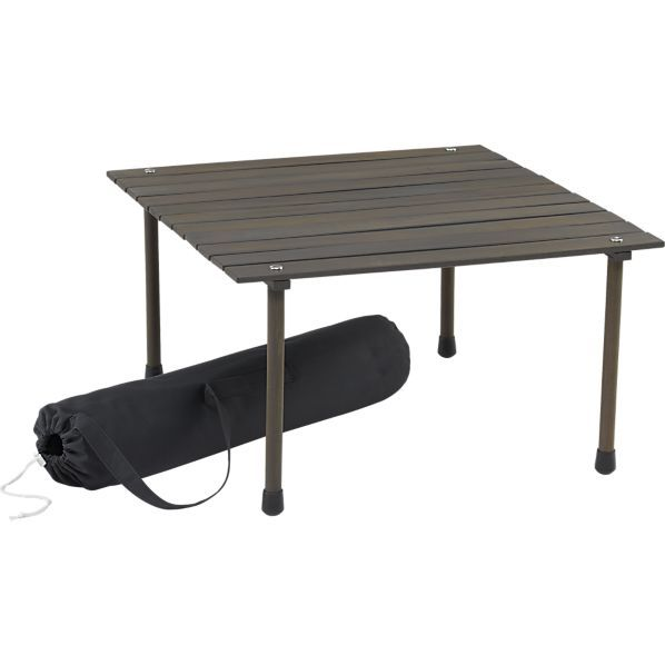 Table In A Bag In Lounge Furniture Crate And Barrel Outdoor Dining Table Crate And Barrel Outdoor Side Tables