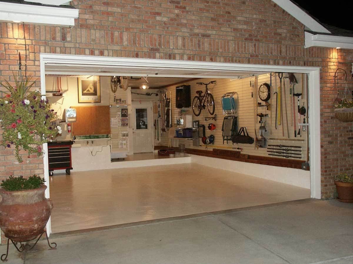 awesome garage interior design garage makeover on cheap diy garage organization ideas to inspire you tips for clearing id=73597