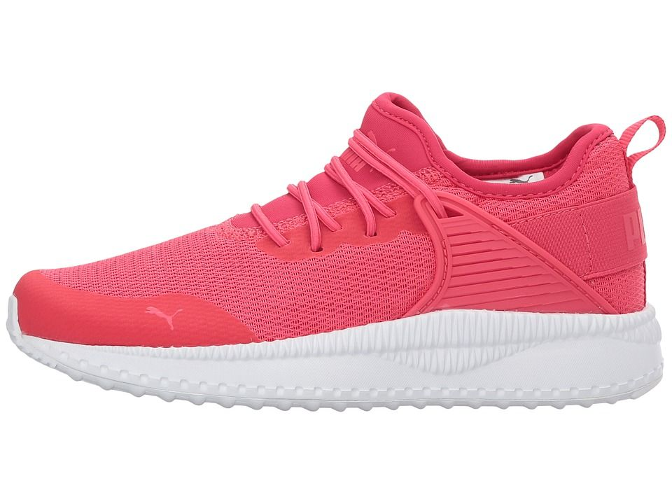 Puma Kids Pacer Next Cage AC (Little Kid) Girls Shoes Paradise  Pink Paradise Pink 8ab9173ed
