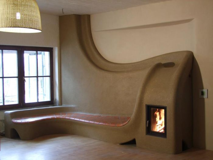 beautiful rocket stove - Google Search  heating  Pinterest  스토브, 벽난로 ...