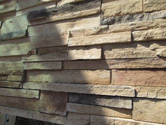 Stacked Stone Diy Veneers Ledgestone Wall Tiles Molds For