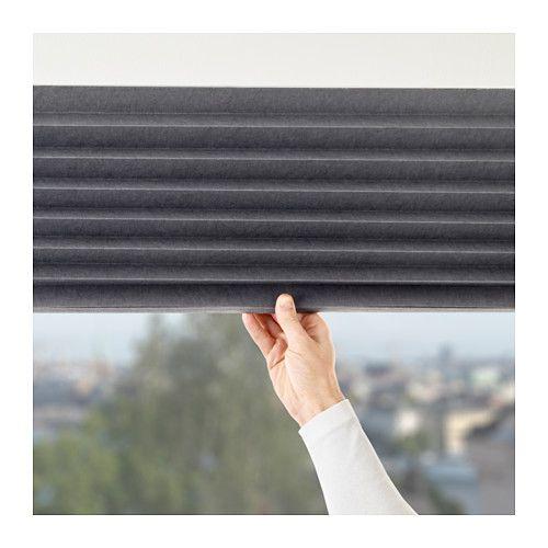 schottis faltjalousie verdunkelnd dunkelgrau einrichten und wohnen pinterest. Black Bedroom Furniture Sets. Home Design Ideas