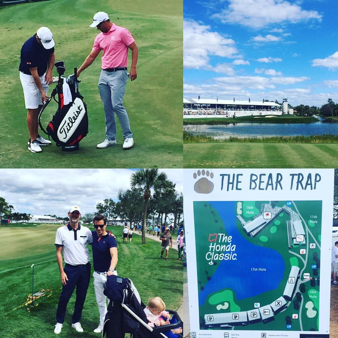 PGA National Honda Classic Golf Tournament with SYLTBAR