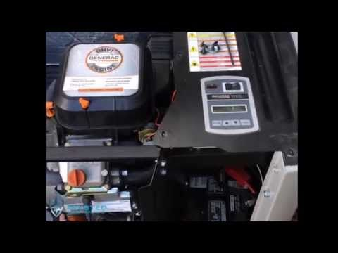 Generac Electric Start Generator 7550 Exl | Standby Powersource