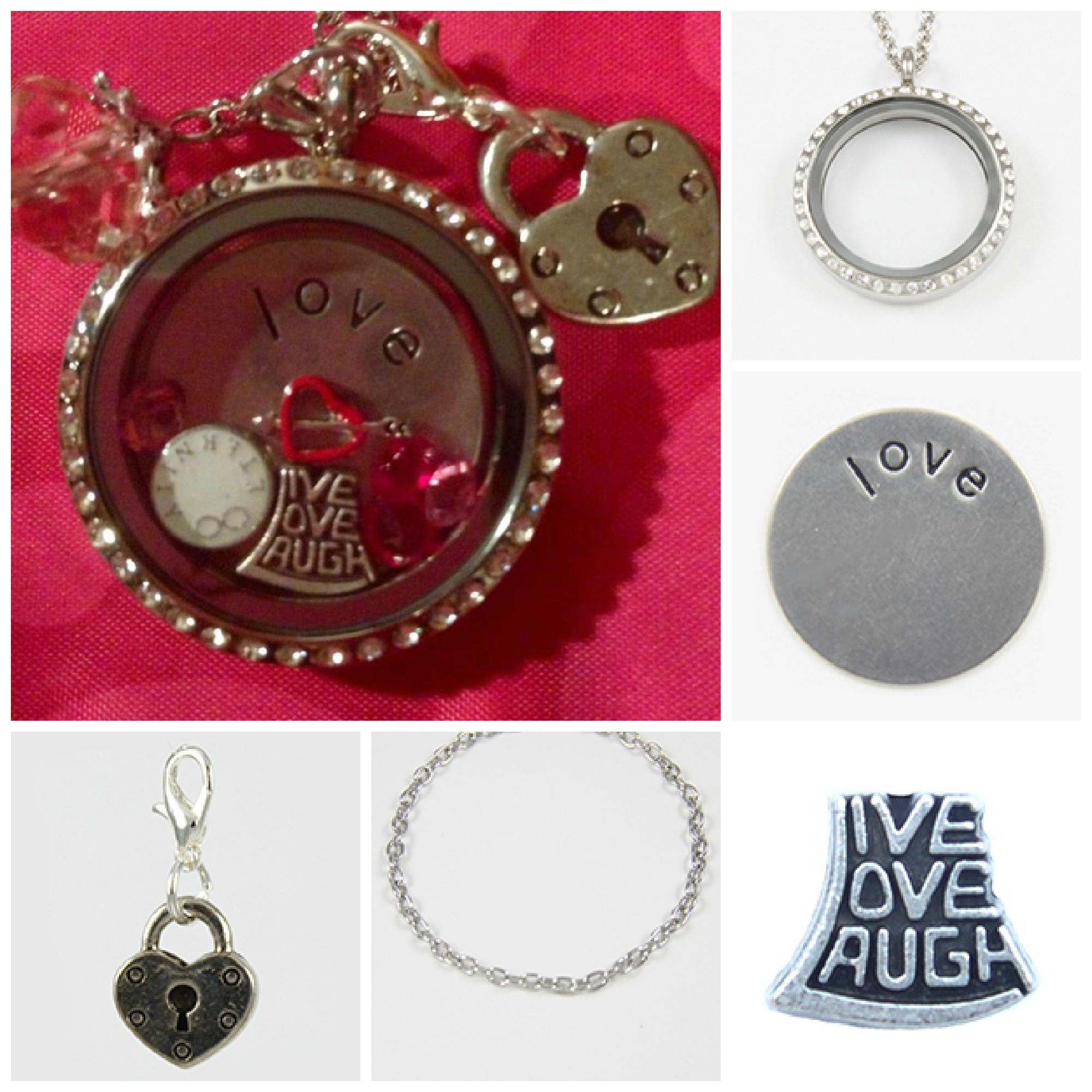 Step 1 Choose Your Locket Step 2 Choose Your Coin Step 3 Choose Your Charms Step 4 Pick A Chain Step 5 Add Dro Locket Charms South Hill Designs Locket