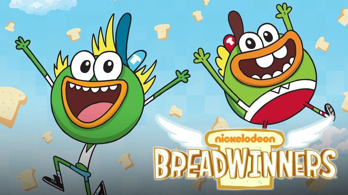 Breadwinners on Apple TV Nickelodeon, Cartoon, Apple tv