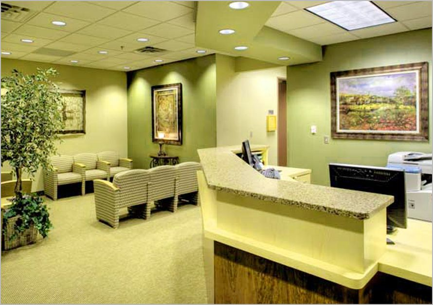 Medical office interior design photo medical office for Interior design medical office