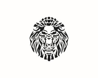 Lion S Head By Designbuddy Antique Logo Lions Lion Head