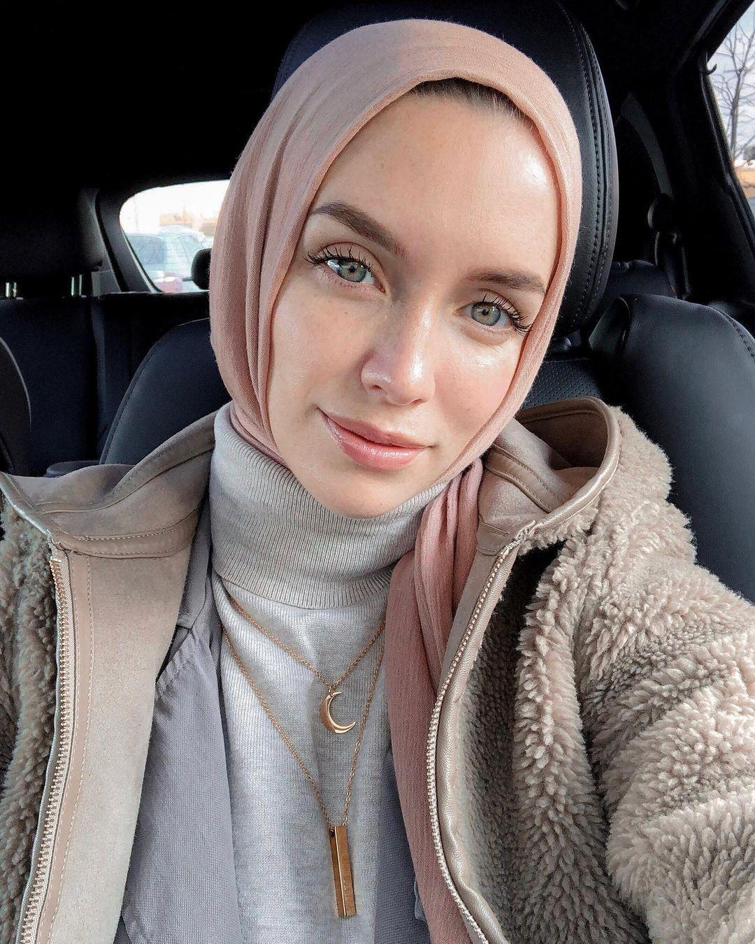 How to Wear a Medical Mask with Hijab   Jess JVeil   Instagram