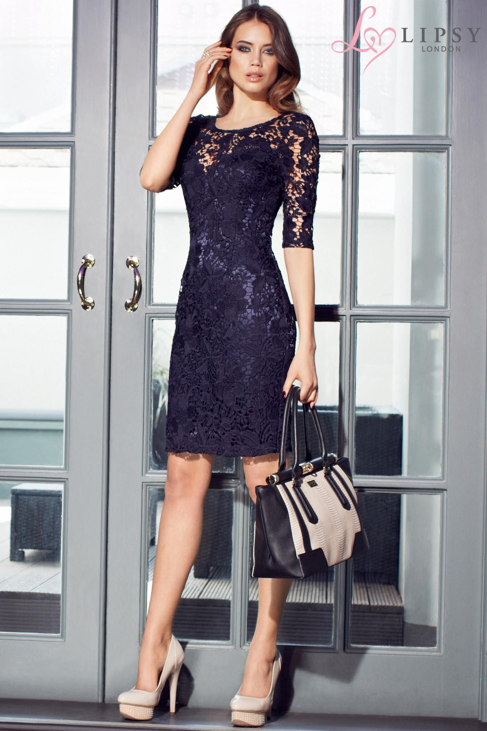 Buy lipsy lace shift dress from the next uk online shop fashion