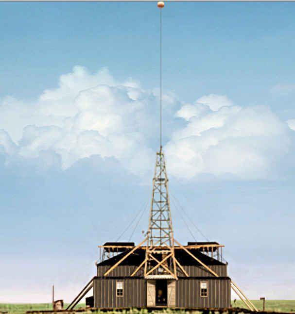 Nikola Tesla Experiments | Nikola Tesla Experiment Station in Colorado Springs, 1899