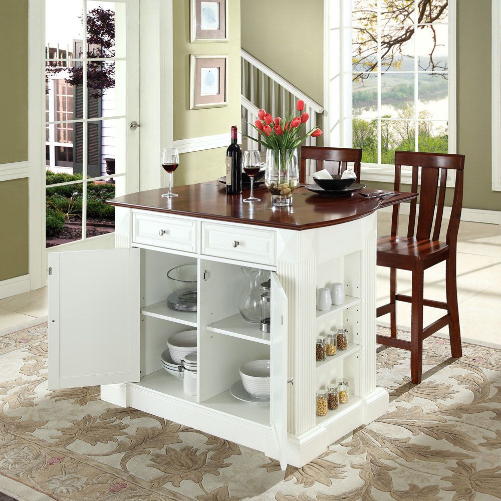 Small Kitchen Cart For Microwave