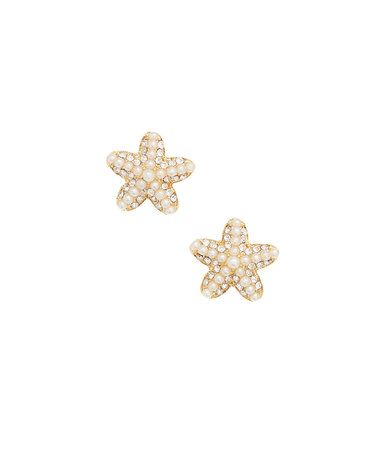 Love this Goldtone Star Earrings on #zulily! #zulilyfinds