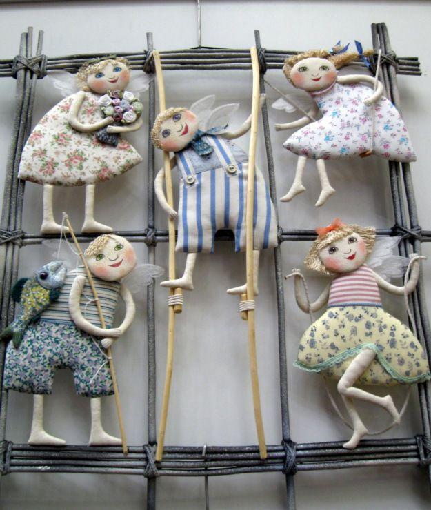 Gallery.ru / Фото #50 - выставка кукол и медведей Тедди ...