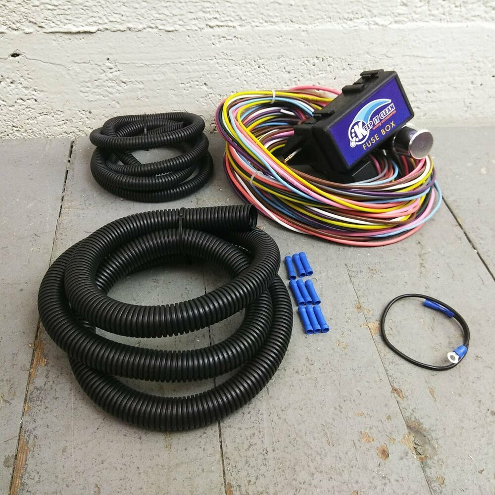 Sponsored Ebay Pick Up Trucks Wire Harness Fuse Block Upgrade Kit