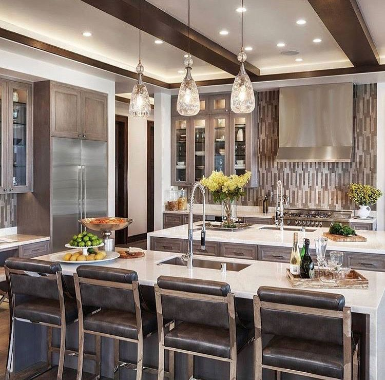 Outstanding Transitional Dining Room Suitable For Any Home: Home, Mansions, Cozy Kitchen