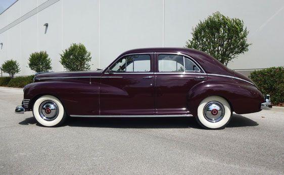 1947 Packard Super Clipper Four Door Sedan Auburn Fall Packard Cars Packard Sedan