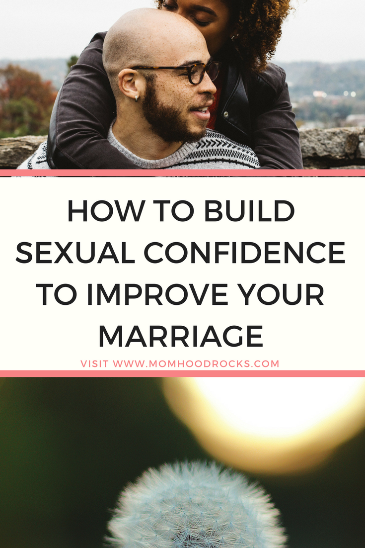 How to gain confidence sexually