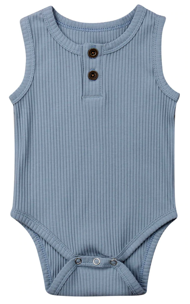 Photo of Sleeveless Solid Romper